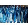 Lote De 10 Obelisco De Agata Azul ** Atacado ** Frete Gratis