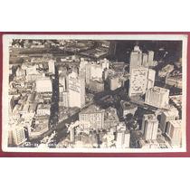 Cartão Postal Vista Aérea De Belo Horizonte Minas Gerais