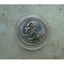 7781 Eua - Quarter Dollar 2005, Acrilico Fc, South Dakota