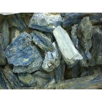 Brasil Pedras ,cianita Azul , 10pçs Por R$ 10,00 Tam 3 A 5cm
