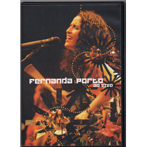 Dvd - Fernanda Porto = Ver O Video