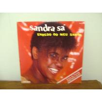 Disco Compacto Lp Vinil Sandra Sá Enredo Do Meu Samba 1984