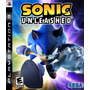 Sonic Unleashed - Ps3 - Lacrado Pronta Entrega