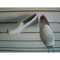 Sapato Branco Enfermagem