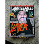 Revista Metal Head Slayer Na Capa Iron Maiden Slipknot