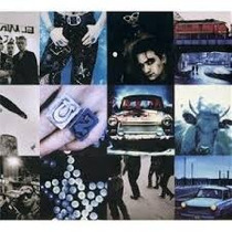 Cd U2 Achtung Baby 20th Anniversary Deluxe Edition