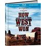 A Conquista Do Oeste Digibook [u.s] Blu-ray Novo Lacrado