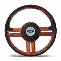 Volante Rallye Madeira Linha Ford Ka Fiesta Escort Courier