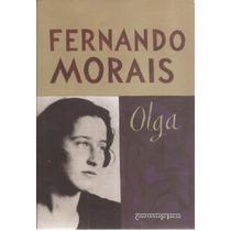 Livro Olga Fernando Morais