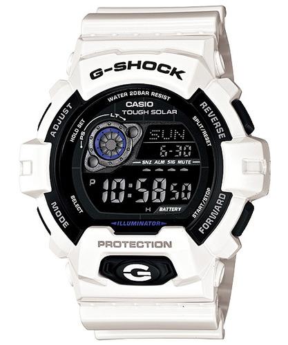 d1e659e8405 Relógio Casio G-shock Gr-8900a-7dr Solar 5 Alarmes H. Mundi R 656.49 ...