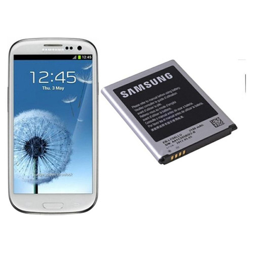 Bateria Original Para Celular Samsung I9300 Galaxy S Iii S3