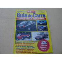 = Revista 4 Rodas 95 = Janeiro Gol Uno Guia Do Carro