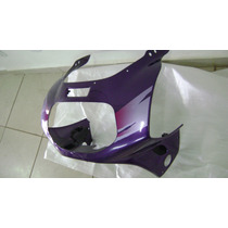 Carenagem Frontal Suzuki Gsx1100 W 94/95 Roxa (nova)