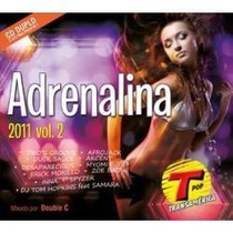 Adrenalina 2011 Volume 2 Radio Transamerica Cd Duplo