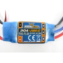 Esc Speed Control Hobbyking 30a-40a Com Ubec 3a Brushless