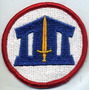Patch Us Army Rotc School Exercito Americano