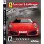 Jogo Novo Lacrado Ferrari Challenge De Corrida Playstation 3