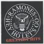 Cd Ramones - Hey Ho Let's Go - Greatest Hits - Judy Is  Punk