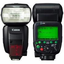 Flash Canon 600ex-rt Speedlite Pronta Entrega Brinde Difusor