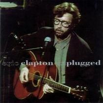 Cd Eric Clapton - Unplugged - Novo Lacrado***