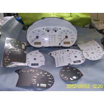 Troller Kit Acetado Para Painel De Instrumentos Estilisado