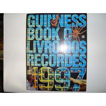Livro - Guinness Book - Livro Dos Recordes 1997