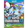 Jogo Semi Novo New Super Mario Bros U Nintendo Wii U Wiiu