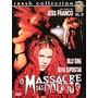 O Massacre Das Barbys Dvd Raro Cult Jess Franco, Terror