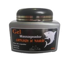 Super Promoção Gel Massageador Cartilagem De Tubarão 240g