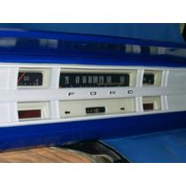 Painel De Instrumentos Da F1000 Restaurado Revisado Zero Km