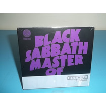 Black Sabbath - Cd Duplo - Master Of Reality 1971 - Imp U K