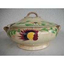 Sopeira Antiga Faiança Inglesa - Empire Ware - Coroa 1928