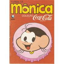 Turma Da Mônica Coleção Coca-cola - Magali