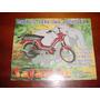 Folder Raro Motocicleta Ciclomotor Safari Lu 60cc