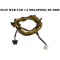 Flat Web Cam 1.3 Megapixel Notebook Hp Pavilion Dv6000