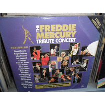 Laser Disc Freddie Mercury : Tribute Concert