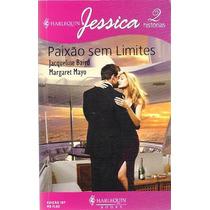 Livro Harlequin Jessica 2 Histórias Ed. 107