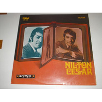 Lp Nilton César - 1970 - Rca Victor