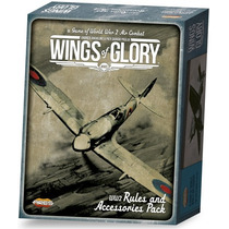 Wings Of Glory War Ww2 Rules Accessories Jogo Imp 2a. Guerra