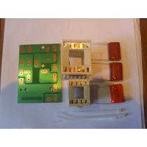 Kit Para Montar Divisor De Frequência 1,8khz - 7khz 8 Ohm