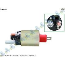 Automatico Motor De Partida M93r 12v Cargo C/ Cummins
