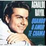 Lp Vinil - Agnaldo Rayol - Quando O Amor Te Chama.