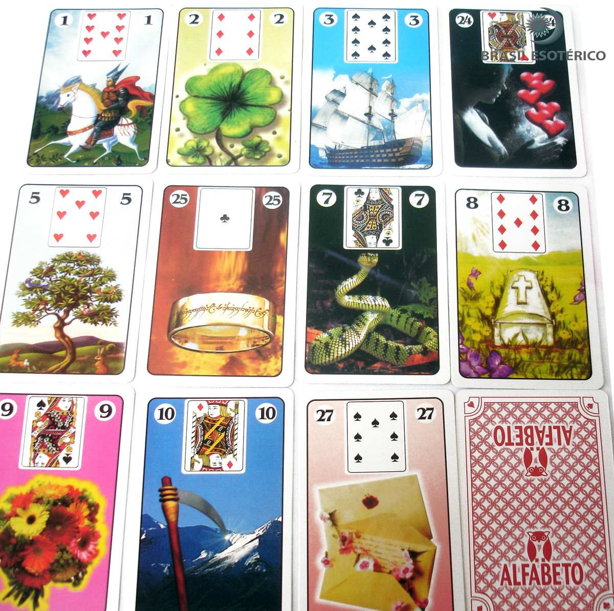 Oraculo Lenormand  14202-MLB2880591557_072012-F