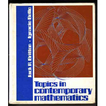 Topics In Contemporary Mathematics: Britton Bello Exercicios