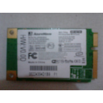 Placa De Rede Wirelles Pci P/netbook Asus Eee Pc 4g