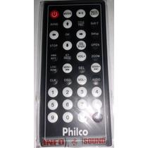 Controle Dvd Automotivo Philco Pca 640