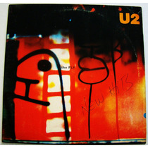 U2 Single The Fly Nacional 12 Polegadas Promo Raro