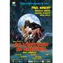 Poster A3 Do Filme Um Lobisomem Na Amazônia