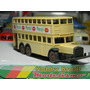 Miniatura Onibus Ma Berliner Bus Double Deck Ho 1:87 Wiking