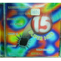 Funk Dance Black Pop Cd 15 Super Hits Original Lacrado